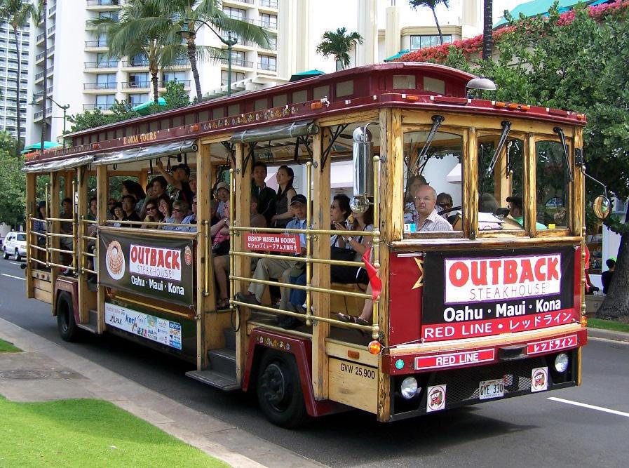 ハワイに行ったらレンタカーを借りよう